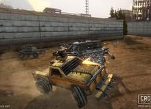 Crossout - Game 'đua xe bắn súng' đỉnh tung gameplay đầu tiên