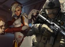 Tượng đài CS:GO liệu có bị hạ bệ bởi bom tấn Overwatch?