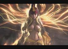 """[Clip] Phim CG cực đỉnh về """"Nữ Long Tướng"""" trong game Trấn Ma Khúc"""
