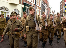 """Dad's Army - Phim chiến tranh hài hước về """"Thế Chiến II"""""""