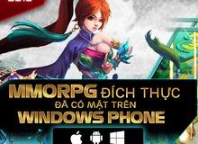 Ngộ Không Truyền Kỳ ra mắt trên Windows Phone, tặng Lumia 640XL cho người chơi