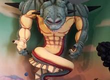 Tái hiện lại Namek trong Dragon Ball bằng sa bàn