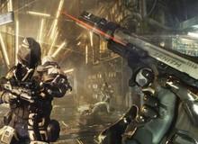 Deus Ex: Mankind Divided lộ diện với đồ họa đỉnh cao