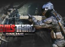 Devil's Third Online - Game bắn súng hành động mãn nhãn chuẩn bị thử nghiệm