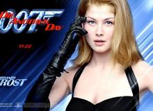 Hé lộ lý do mà không bao giờ có James Bond - 007 phiên bản... nữ