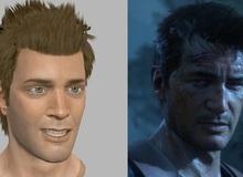 """Lộ ảnh nhân vật Uncharted thời """"trẻ trâu"""""""