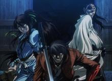 Drifters - Anime hành động giả tưởng cực đỉnh đáng mong đợi