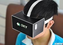 Gặp gỡ hai sinh viên tự sản xuất kính thực tế ảo Made in Việt Nam