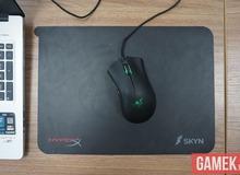 """HyperX Skyn - Lót chuột phong cách """"quán net"""" cho game thủ"""