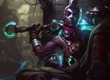 Liên Minh Huyền Thoại: Riot Games vẫn chưa buông tha Ekko