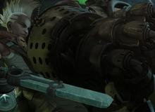 """Tướng mới Ekko trong Liên Minh Huyền Thoại """"đạo"""" ý tưởng DOTA 2?"""