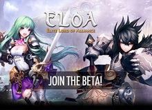 Elite Lord of Alliance thử nghiệm bản tiếng Anh lần đầu