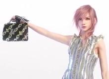 Xem mỹ nữ Final Fantasy làm người mẫu cho... Louis Vuitton