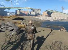 """Hết GTA, """"game thủ rảnh"""" lại cuốc bộ sang Fallout 4"""