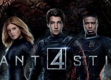 Bảng xếp hạng phim ăn khách - Nỗi thất vọng mang tên Fantastic Four