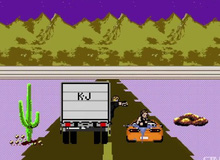 The Fast and The Furious theo phong cách game cổ lỗ