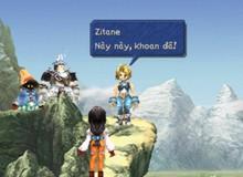 Xuất hiện Final Fantasy IX Việt hóa