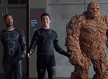 Tại sao các nhân vật trong Fantastic Four mới không mặc bộ đồ truyền thống