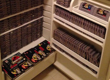 Cực độc bộ sưu tập game nằm trong... tủ lạnh