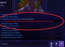 Game thủ Việt bị xua đuổi trong Heroes of the Storm