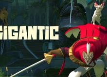 Game online khủng Gigantic chính thức mở cửa