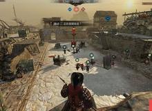 Tổng thể về Đao Phong Thiết Kỵ - Game 3D đặt nặng vào PVP chiến trường