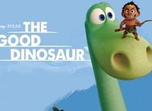 The Good Dinosaur - Hoạt hình 3D mới nhất của Pixar