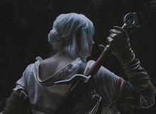 Cùng xem cosplay công chúa The Witcher 3 đẹp mê li