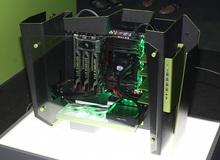 """Gian hàng Nvidia tại Computex 2015: Nhiều """"hàng nóng"""" cho game thủ"""