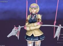 [Clip] Cận cảnh từng nhân vật trong game Nhật Bản - Gunslinger Stratos Reloaded