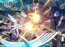 Gunslinger Stratos: THE ANIMATION - Anime đậm chất hành động