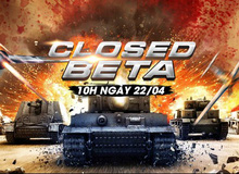 Tặng 1000 Gift Code General War trị giá 300.000 VND nhân dịp Closed Beta