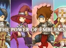 Hero Emblems - Sự kết hợp hoàn hảo giữa match-3 và JRPG