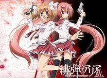 Aria the Scarlet Ammo Double A - Anime phiêu lưu hành động hấp dẫn