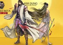 Game online Kim Dung Ngoại Truyện phát hành ngày 17/7 tại Việt Nam