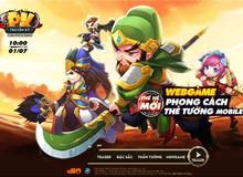 Game mới PK Truyền Kỳ ấn định ra mắt tại Việt Nam vào 01/07