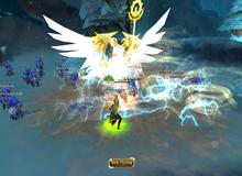 Game thủ được bay lên đỉnh Olympus tâm sự với... nữ thần