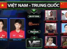 AoE Việt Trung: Hồng Anh – Từ gamer ngông cuồng đến niềm hi vọng lớn nhất nước nhà