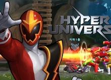Gameplay chi tiết của Hyper Universe - MOBA màn hình ngang đầu tiên trên thế giới