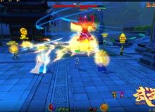 Võ Thánh - Game 3D kỳ ảo đề cao tính PK tự do