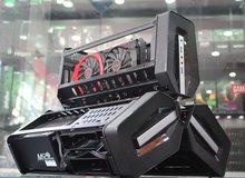 Cận cảnh bộ máy tính 'ngoài hành tinh' tại Việt Nam