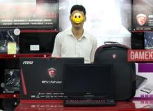 Chiếc laptop khủng hơn 80 triệu đồng của game thủ Việt