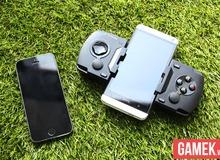 Cận cảnh iRocks G01 - Tay cầm chơi game nhỏ gọn tại Việt Nam
