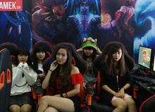 [GameK Idol] Gặp gỡ Paradise Girls - Team Liên Minh Huyền Thoại xinh đẹp và đầy triển vọng