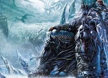 Tiểu sử Heroes of the Storm: Arthas - Lich King