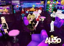 """Au 3D – Khi game vũ đạo, mạng xã hội, phần mềm chat """"về chung một nhà"""""""