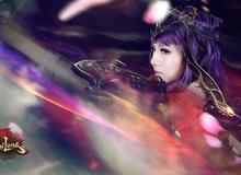 [Cosplay] Lộ ảnh hậu trường cosplay công chúa Ngự Long Tại Thiên