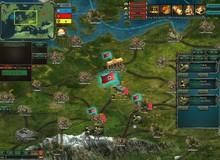 10h Ngày 10/06, General War bùng cháy với Bản Đồ Chiến Tranh Thế Giới!