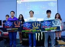 Starcraft II Vietnam Championship Series lần 2: Sôi động, hoành tráng và cuốn hút
