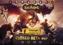 360Game ấn định ngày mở cửa Bạo Phong